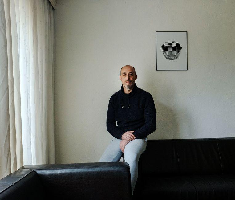 Portugese arbeidsmigrant Hugo Afecto.  Beeld Merlin Daleman