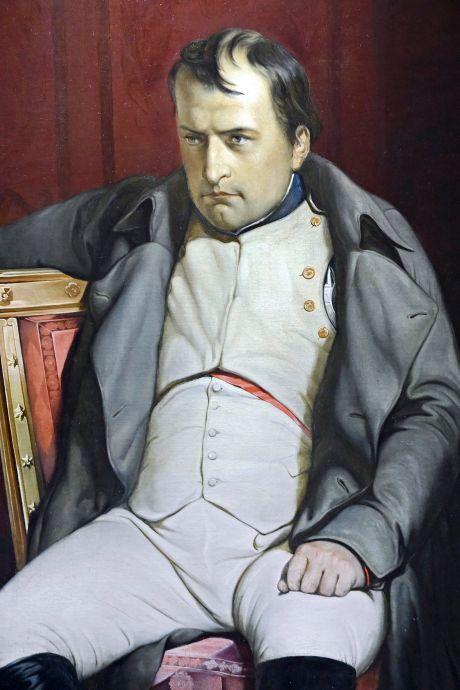 Des cheveux de Napoléon mis en vente en France pour le bicentenaire de sa mort