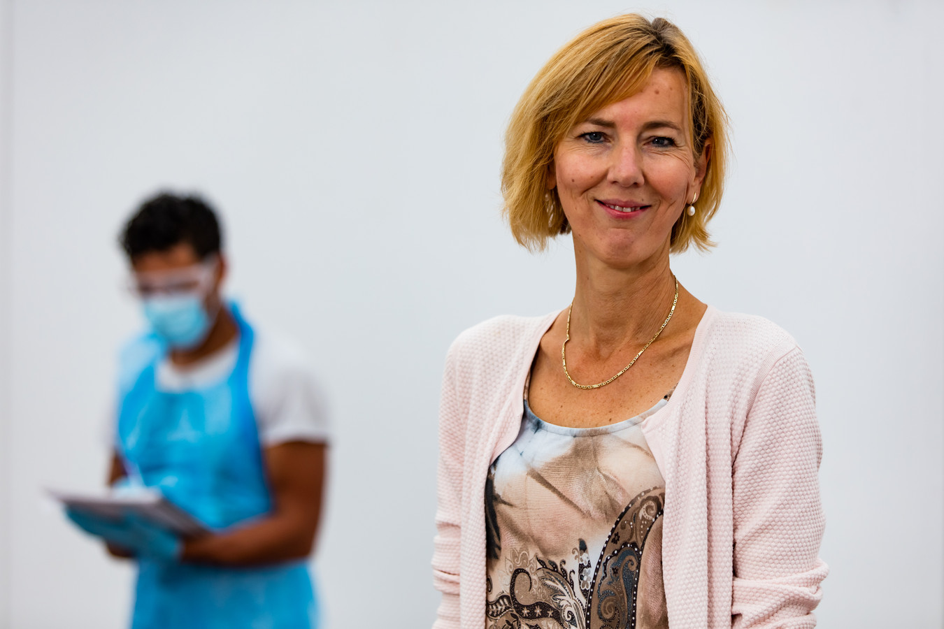 Rianne van den Berg, directeur van GGD IJsselland