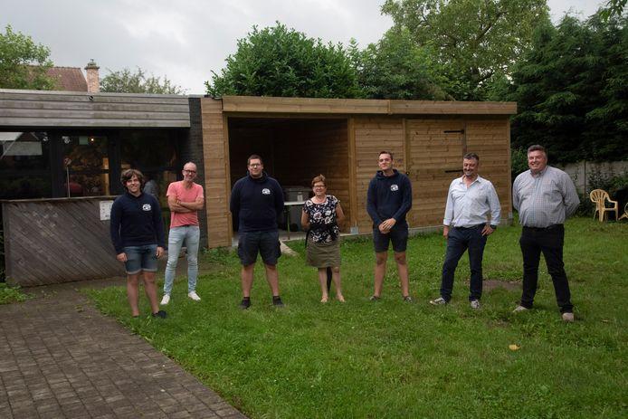 Jeugdclub Pallieter in Scheldewindeke zoekt extra medewerkers.