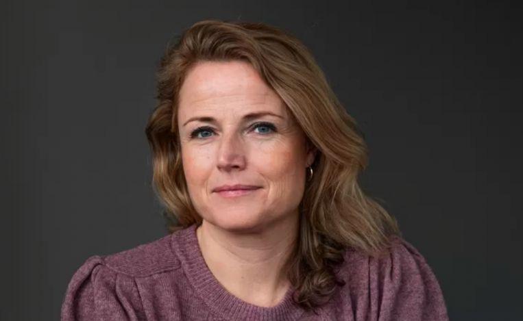 GGD-arts Anja Schreijer Beeld Lin Woldendorp