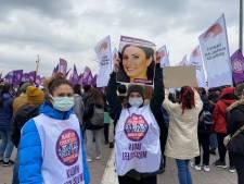 Woede om Turkse opzegging van verdrag tegen vrouwengeweld: 'Ze geven niet om de veiligheid van vrouwen'