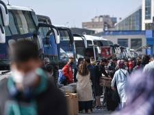 Turken vluchten voor zwaarste lockdown tot nu toe