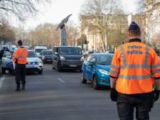 Près de 700 infractions sanctionnées ce week-end par la police de Bruxelles-Ixelles