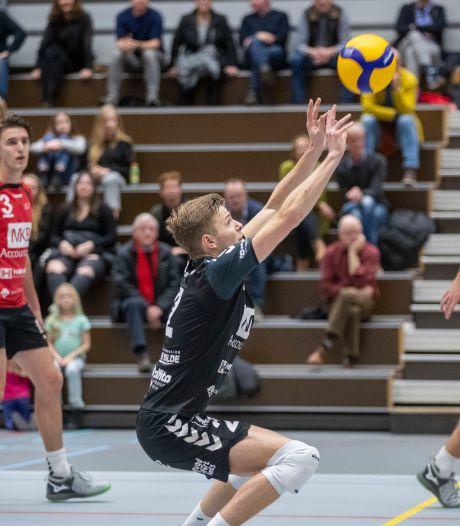 VCV begint volleybalcompetitie na promotie met thuisduel