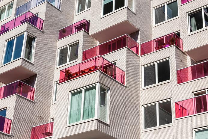 Rijke Nederlanders kopen soms appartementen op als belegging: de stenen blijven waardevast en de maandelijkse huur levert veel rendement op.