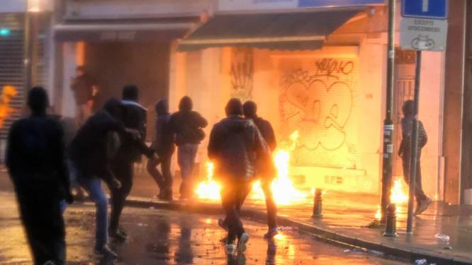 Drie relschoppers verdacht van opzettelijke brandstichting - taskforce moet zoveel mogelijk daders identificeren