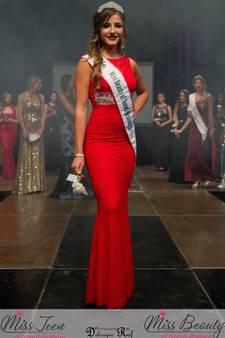 Miss Beauty of Noord-Brabant Daphne Albers (20) 'Ik hou van natuurlijke schoonheid'