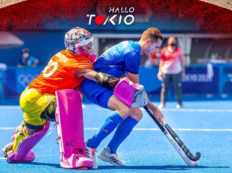 Samenvatting | Hockeymannen Nederland uitgeschakeld