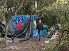 De winter komt eraan: zorgen om arbeidsmigranten die in tentenkampen leven