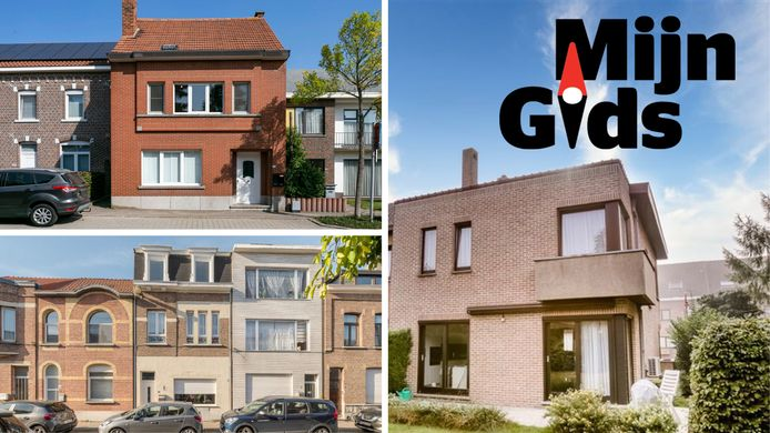 Woningen die je voor de gemiddelde prijs kunt kopen.