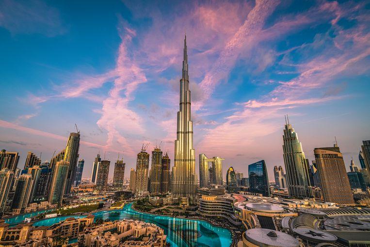 Een tripje naar Dubai in de Verenigde Arabische Emirates levert u mogelijks een coronaprik op. Beeld Getty Images