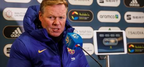 Trotse Koeman looft Ter Stegen en Puig, hoopt op terugkeer Messi