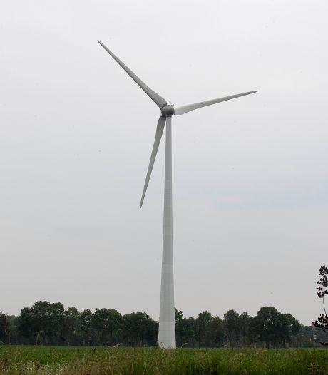 Raad Dinkelland: Voorlopig geen windmolens in Noordoost-Twente