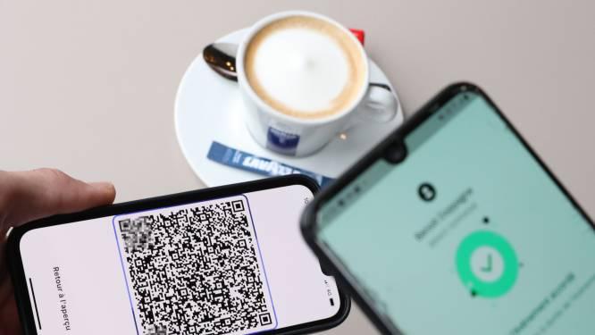 Commissie Waals parlement zet licht op groen voor Covid Safe Ticket in Wallonië: vanaf 1 november ook nodig voor onder meer cafébezoek