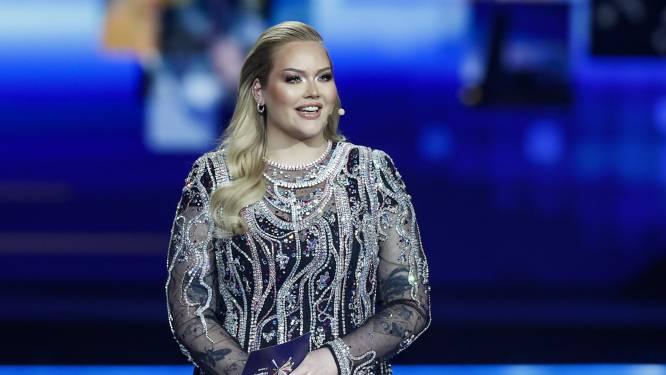 Nikkie de Jager gilt van blijdschap met nominatie voor beste presentatrice: 'Oh my god!'
