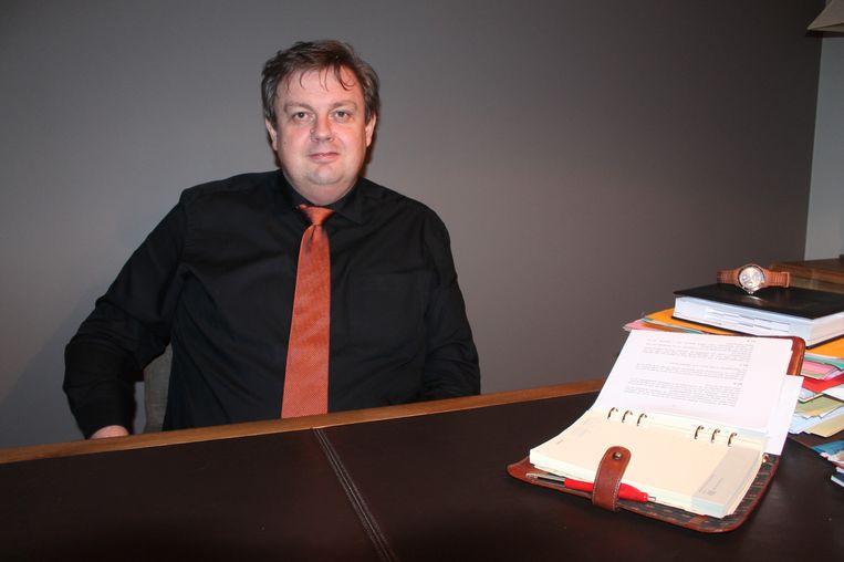 Filip Van Ginderdeuren kijkt met gemengde gevoelens terug op het afgelopen ambtstermijn.