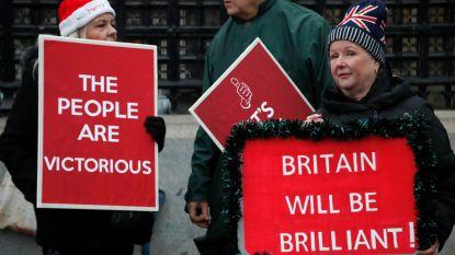 Brits parlement maakt zich op voor eerste brexitstemming sinds verkiezingen