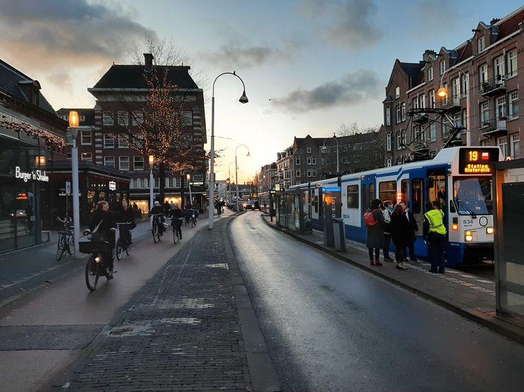 De Linnaeusstraat. Beeld Marc Kruyswijk