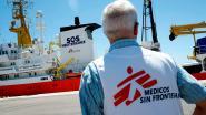 Ngo's varen met opvolger reddingsboot Aquarius opnieuw uit