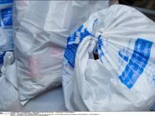 Les ménages belges produisent moins de déchets
