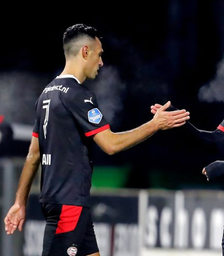 PSV laat talenten debuteren, maar welk perspectief is er voor hen?
