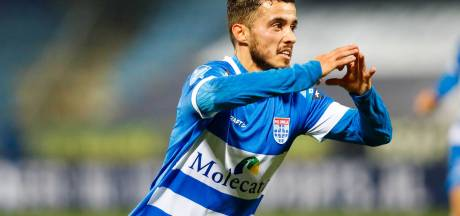 Wordt Mustafa Saymak de all-time clubtopscorer van PEC in de eredivisie?
