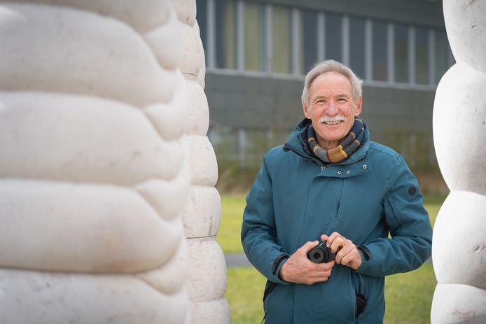 Antonio Valente op de Campus.