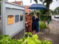 Misschien wel de kleinste galerie van Nederland staat in Otterlo en heeft deze zomer een Duitse curator