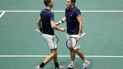Groot-Brittannië rekent af met Kazachstan en plaatst zich voor kwartfinales Davis Cup