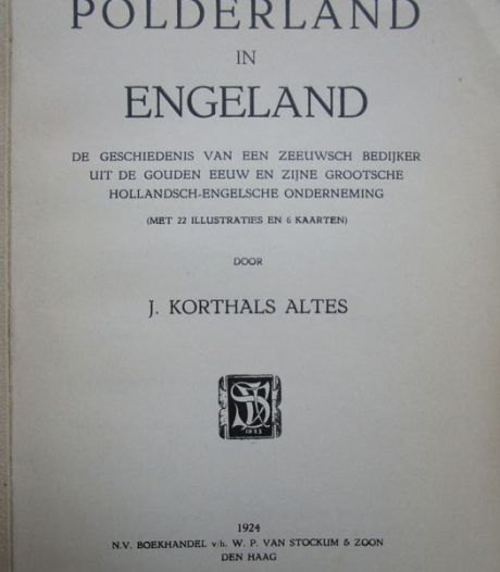 Cornelis Vermuyden: Grondlegger van Engels polderland