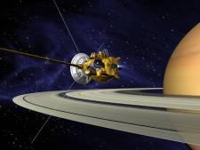 Cassini a disparu dans l'atmosphère de Saturne