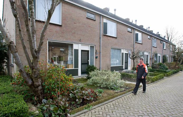 De wijk Zonnemaat in Zevenaar.