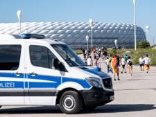Le pilote d'un drone arrêté à Munich peu avant Portugal-Allemagne