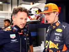 Red Bull-baas Horner: 'Als Hamilton stopt staat Verstappen bovenaan het Mercedes-lijstje'
