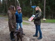 Boswachters waarschuwen wandelaars bij Vorden voor vleesballetjes met punaises: 'We willen dat iedereen zich bewust is van de risico's'