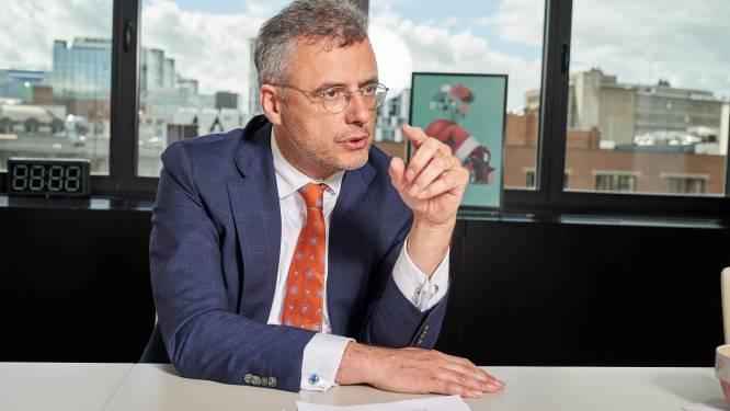 CD&V-voorzitter Joachim Coens wil werken Oosterweel stilleggen zolang er geen duidelijkheid is over de PFOS-vervuiling