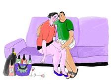 Willem ontdekte dat zijn vrouw alcoholist was: 'Ze bekende dat ze al jaren stiekem dronk'