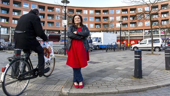 PvdA-raadslid Bouchra Dibi
