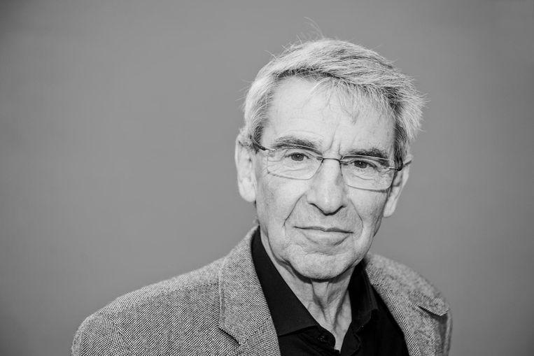 Ron van der Wieken is voorzitter van het Centraal Joods Overleg. Beeld Cindy Baar