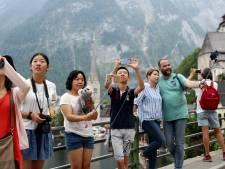 """Un village alpin envahi par les touristes: """"C'est de la folie"""""""