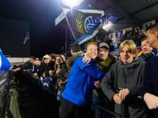 Heel veel 'pientjes' voor De Keersmaecker-fans, wéér punten thuis voor FCE: 'Ik wil meer, net als Brian'