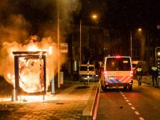 Vier verdachten rellen Tilburg herkenbaar op beelden: 'Meld je en we laten ze niet zien'