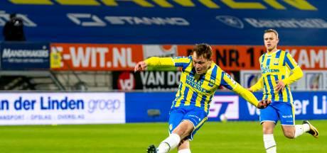 Bij RKC weten ze het nu ook: Thijs Oosting kan doelpunten maken