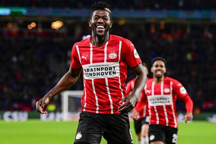 Ibrahim Sangaré was bij PSV ook al bezig aan een sterke reeks.