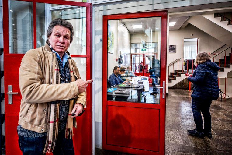 Henny Eliveld  Beeld Raymond Rutting / de Volkskrant