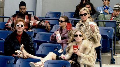 De 20 meest memorabele outfits uit Sex and the City
