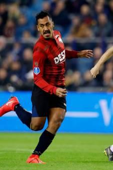 LIVE | Vitesse eenvoudig op voorsprong tegen Willem II, Darfalou met nare enkelblessure er af