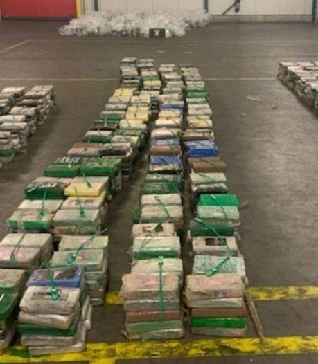 Duo langer vast voor smokkel van duizenden kilo's cocaïne via haven Vlissingen