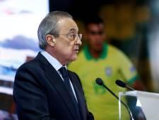 Florentino Pérez gaat voor nieuwe termijn als president van Real Madrid